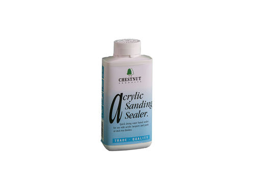 Chestnut Acrylic Sanding Sealer 500ml