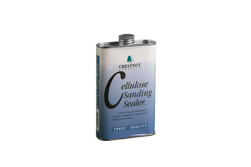 Chestnut Cellulose Sanding Sealer 500ml