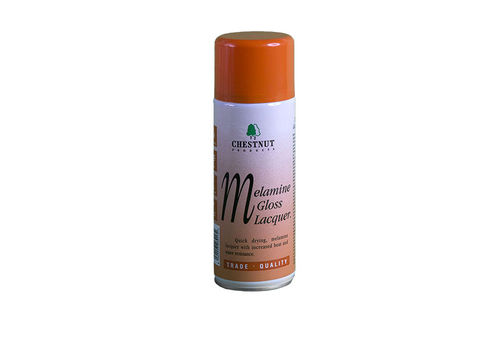 Chestnut Melamin Gloss Lacquer Spray 400ml